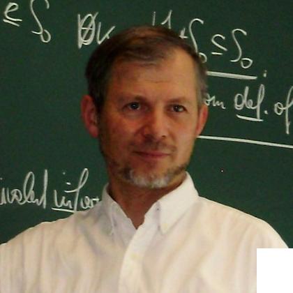 Prof. Hans Georg Feichtinger