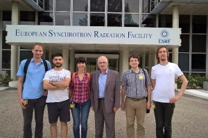 SFedU Scientists Visited the European Center for Synchrotron Research