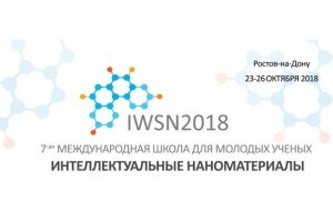A School for Young Scientists IWSN-2018 for SFedU Students