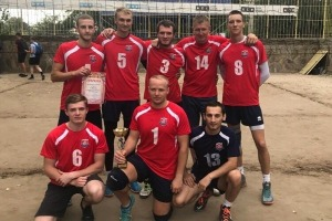 SFedU Team Won in the Municipal Volleyball Competitions