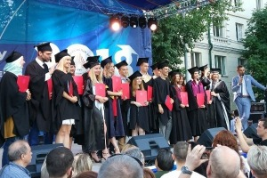 SFedU Awarded Diplomas to Masters